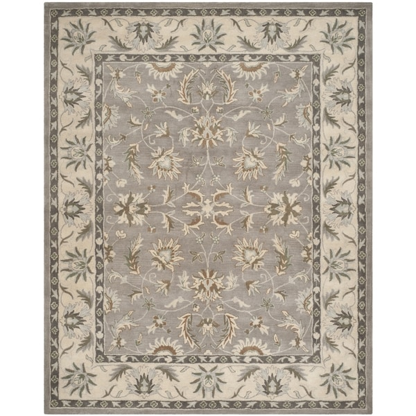 Shop Safavieh Handmade Heritage Timeless Traditional Grey
