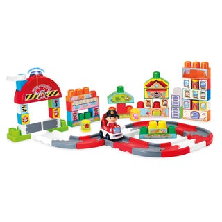 Winfun Multicolored Fireman Rescue Unit