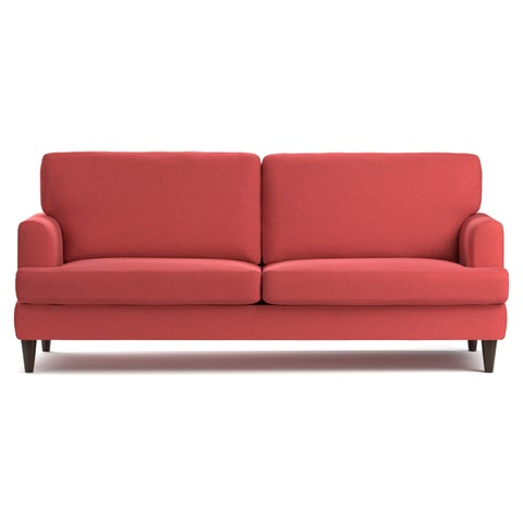 Handy Living Undercover Custom Orlando SoFast Sofa with Tailored Slipcover