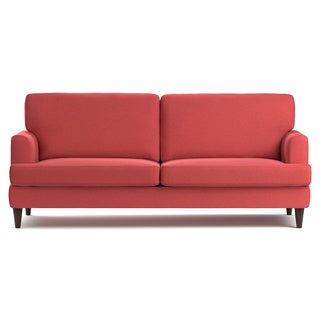 Handy Living Undercover Custom Orlando SoFast Sofa with Tailored Slipcover