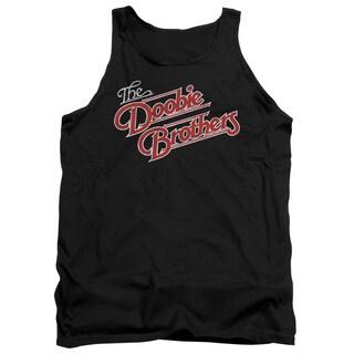 Doobie Brothers/Logo Adult Tank in Black
