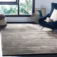 Safavieh Handmade Mirage Modern Stone Wool/ Viscose Rug - 8' x 10'