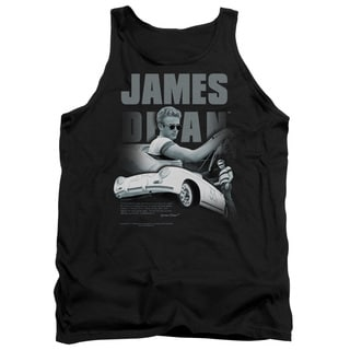 Dean/Immortality Quote Adult Tank in Black