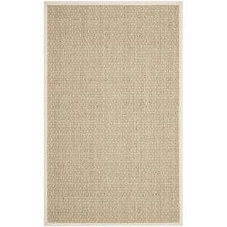 Safavieh Martha Stewart Winding Braid Wheat Seagrass Rug (9' x 12')