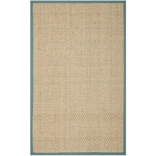 Safavieh Martha Stewart Winding Braid Mallard Seagrass Rug (9' x 12')