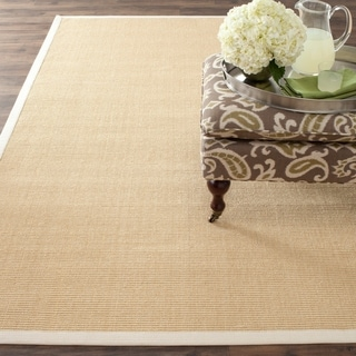 Safavieh Martha Stewart Winding Braid Wheat Sisal Rug (9' x 12')