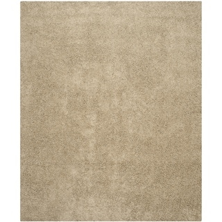 Safavieh Martha Stewart Winding Braid Wheat Shag Rug (8' x 10')