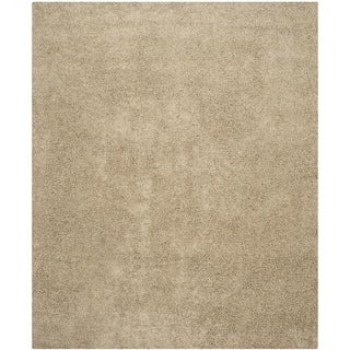 Safavieh Martha Stewart Winding Braid Wheat Shag Rug (9' x 12')