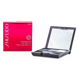 Shiseido Luminizing Snow Shadow Satin Eye Color Trio