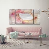 Ready2HangArt™  'Glitzy Mist XVII' by Tristan Scott Canvas Art Set