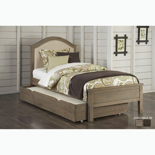 Highlands Collection Driftwood Trundle Bed