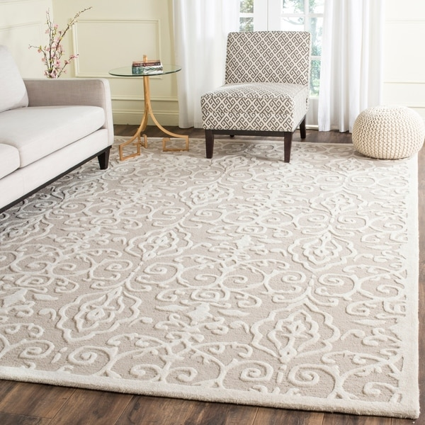 Shop Martha Stewart By Safavieh Marais Fledgling Wool Rug