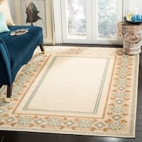 Martha Stewart by Safavieh Taj Mahal Light Brown Viscose Rug - 8' x 11'2""