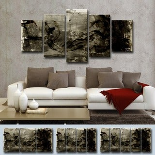 Ready2HangArt 'Glitzy Mist XIX' by Tristan Scott Canvas Art Set