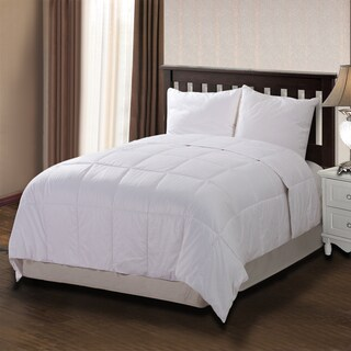 Cottonlux Soft and Warm 500 Thread Count Cotton Cover All Natural Breathable Hypoallergenic Cotton Comforter