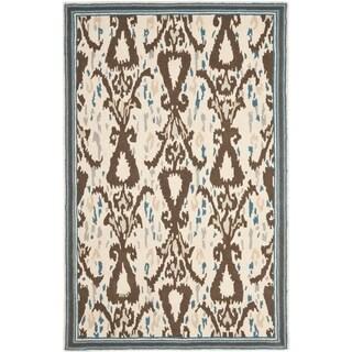 Safavieh Martha Stewart Collection Mariner Wool Rug (8' x 10')