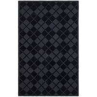 Martha Stewart by Safavieh Argyle Wrought Iron Wool Rug (9' x 12')