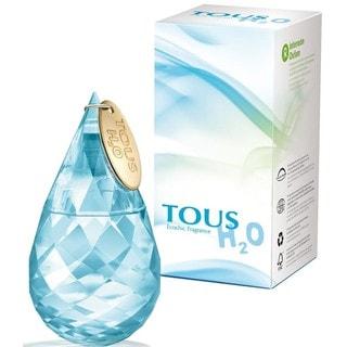 Tous H2O Women's 1-ounce Eau de Toilette Spray