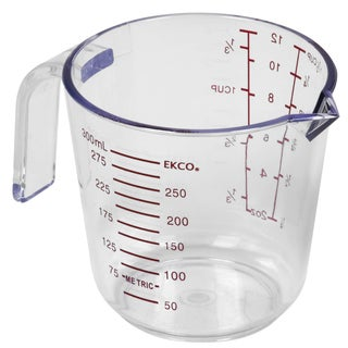 Ekco 1094898 1.5 Cup Plastic Measuring Cup