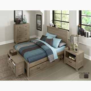 Twilight Full Panel Bed Free Shipping Today Overstock