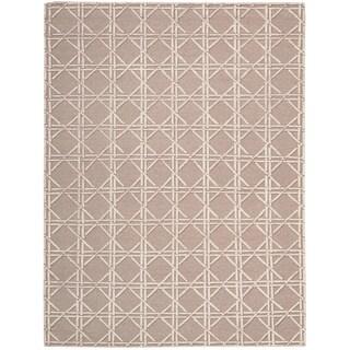 Nourison Silken Textures Mocha Area Rug (8'6 x 11'6)