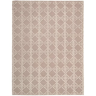 Nourison Silken Textures Mocha Area Rug (8'6 x 11'6)|https://ak1.ostkcdn.com/images/products/12660934/P19448645.jpg?impolicy=medium