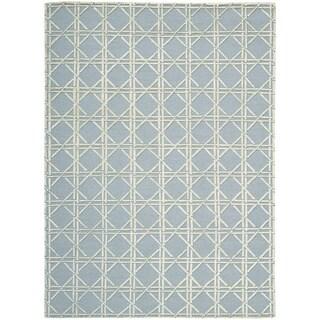 Nourison Silken Textures Grey Area Rug (8'6 x 11'6)
