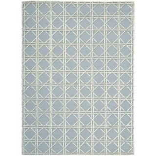 Nourison Silken Textures Grey Area Rug (8'6 x 11'6)|https://ak1.ostkcdn.com/images/products/12660982/P19448691.jpg?impolicy=medium