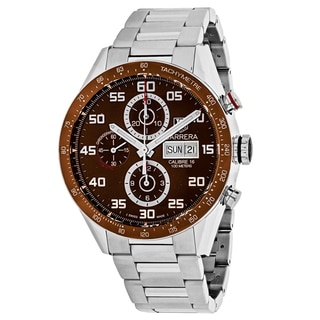 Tag Heuer Men's CV2A1S.BA0799 Carrera Watches