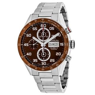 Tag Heuer Men's CV2A1S.BA0799 Carrera Watches
