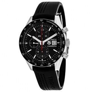 Tag Heuer Men's CV201AM.FT6040 Carrera Watches