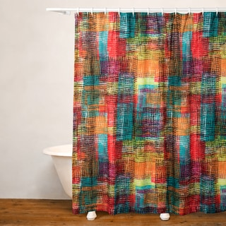 Crayola Etch Shower Curtain