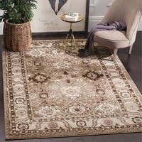 Safavieh Vintage Hamadan Traditional Taupe Distressed Rug - 9' x 12'