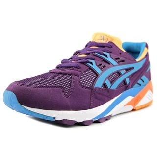 Asics Men's Gel-Kayano Trainer Purple Mesh Athletic Shoes