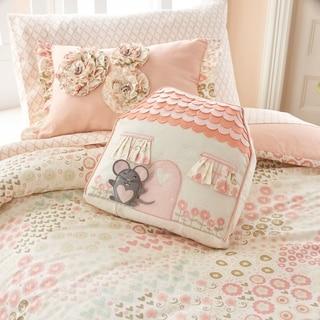 Spring Meadow Oblong Throw Pillow