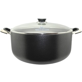16-quart Large Stock Pot