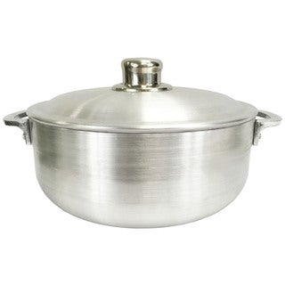 Wee's Beyond Caldero Heavy Gauge Aluminum 4.8-quart Pot With Lid