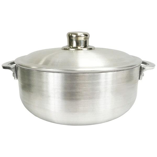 Wee's Beyond Professional Aluminum 3.7-quart Caldero Braiser Pan