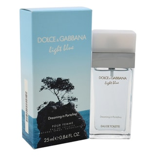 Dolce & Gabbana Light Blue Dreaming in Portofino Women's 0.84-ounce Eau de Toilette Spray