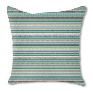 Ethnic Influence Burlap Pillow Single Sided