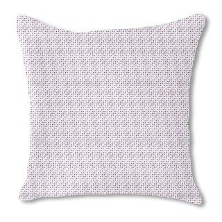 Etoiles Francaises Burlap Pillow Double Sided