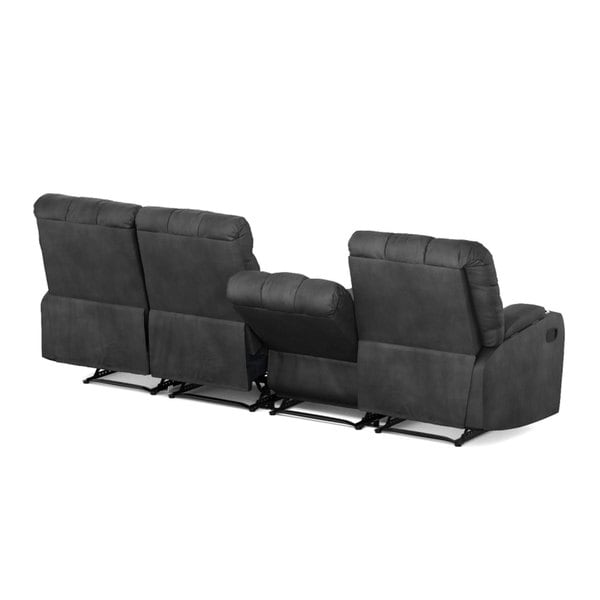 4 Seat Reclining Sofa Seater Recliner 72 With