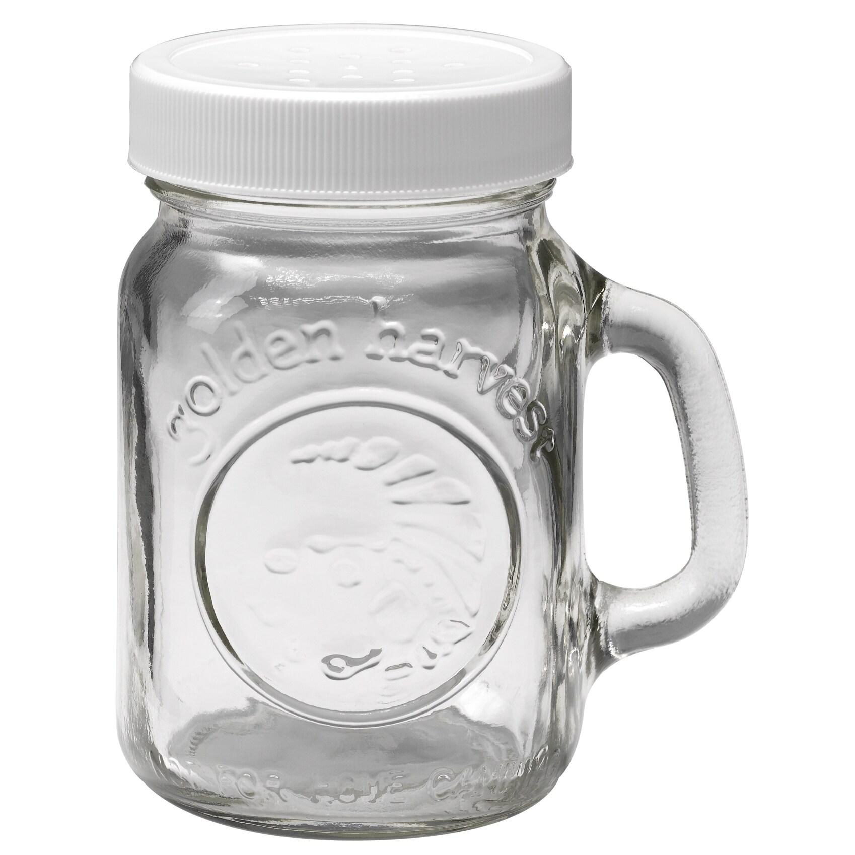 GOLDEN ARTIST COLORS Harvest 40501 4 Oz Glass Salt Or Pep...