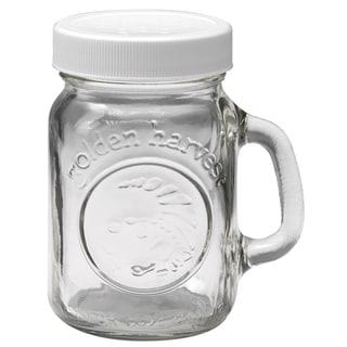 Golden Harvest 40501 4 Oz Glass Salt Or Pepper Shaker