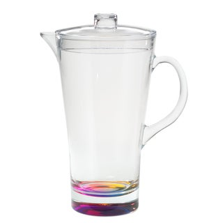 Merritt International 24090 Rainbow Crystal Pitcher