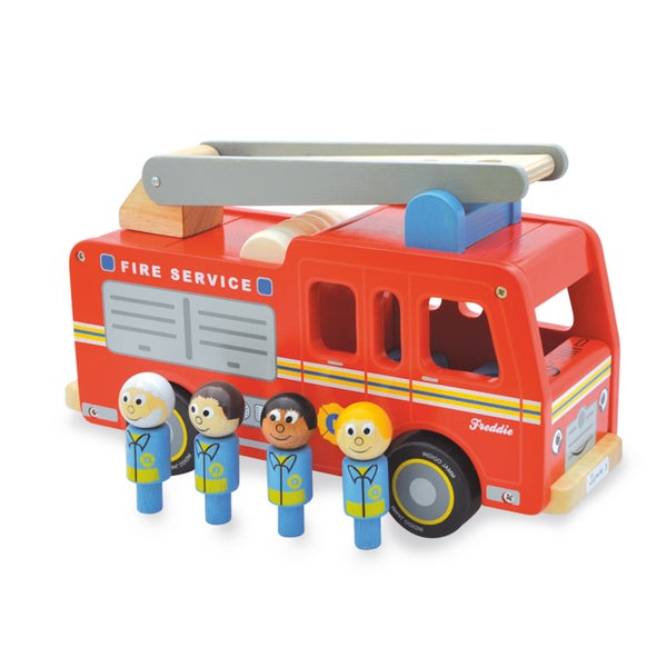 Indigo Jamm Freddie Fire Engine
