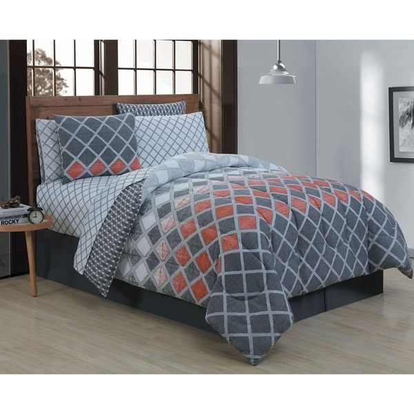 Avondale Manor Levi 8-piece Bed in a Bag Set