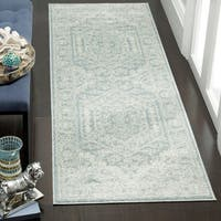 Safavieh Adirondack Vintage Slate Grey / Ivory Runner Rug - 2' x 6'