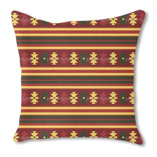 Traditional Kilim Burlap Pillow Double Sided