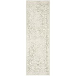 Safavieh Adirondack Vintage Ivory / Sage Runner Rug (2' x 6')